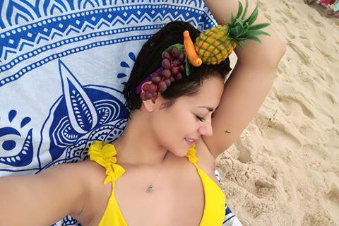 Sofia Ribeiro no Rio de Janeiro