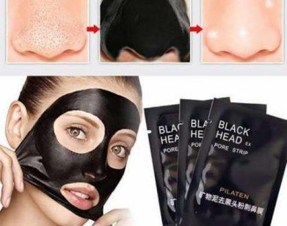 Black Mask - Máscara Preta