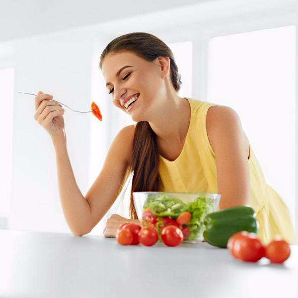 dieta em casa