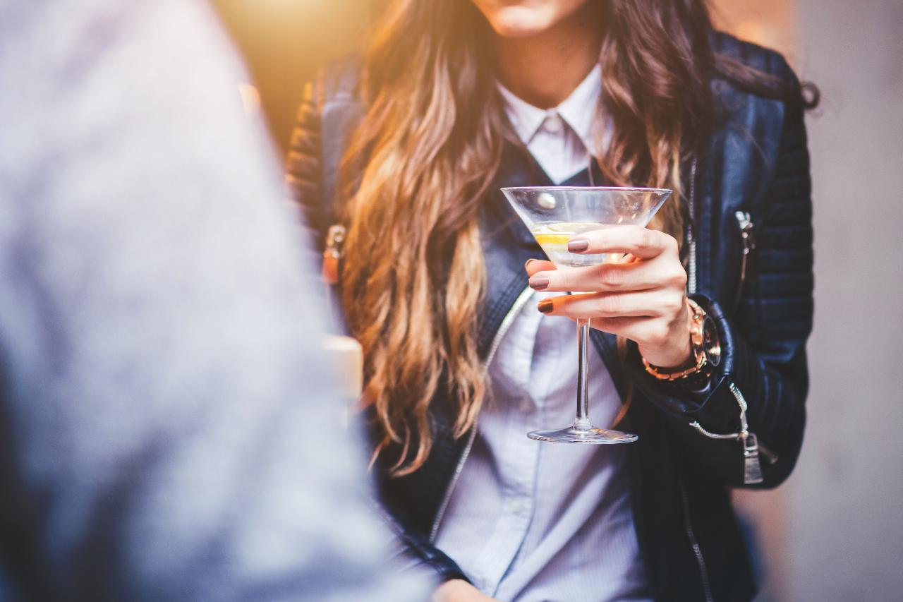 Homens e as bebidas