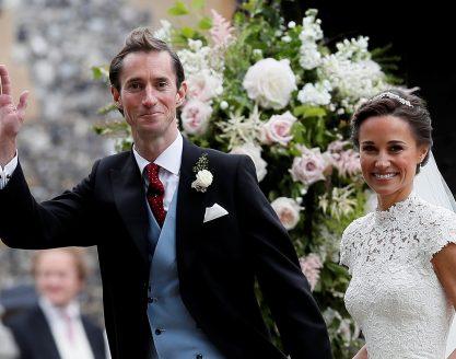 O casamento de Pippa Middleton – veja as fotos!