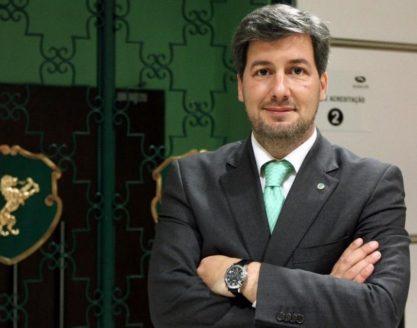 Bruno de Carvalho vai sei pai pela terceira vez