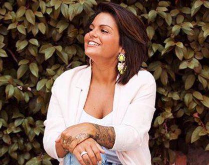 Fanny Rodrigues fez cirurgia plástica meses após o parto