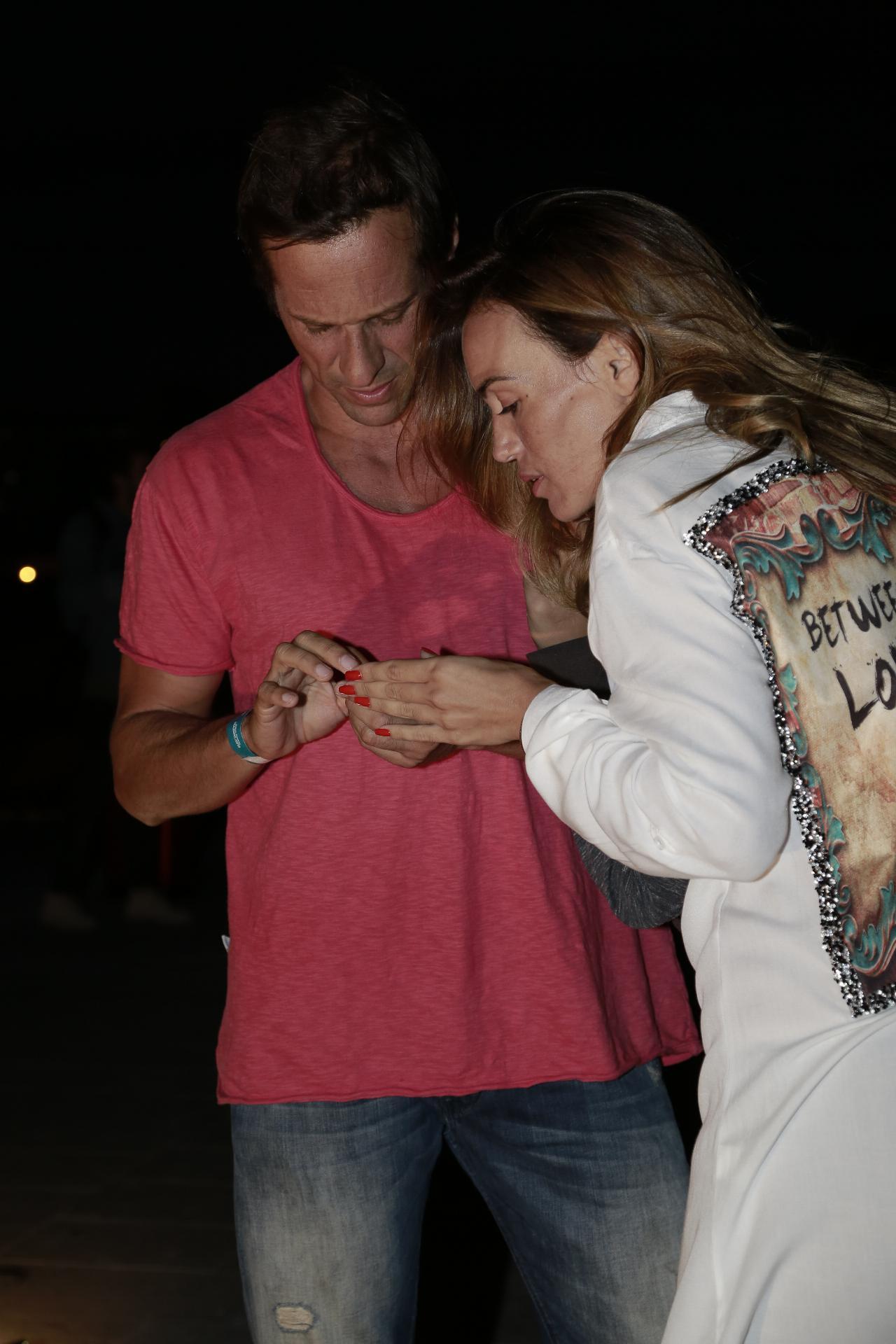 José Carlos Pereira e Liliana Aguiar