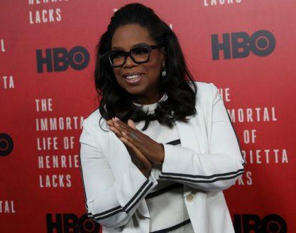 Oprah Winfrey fala sobre passado depressivo