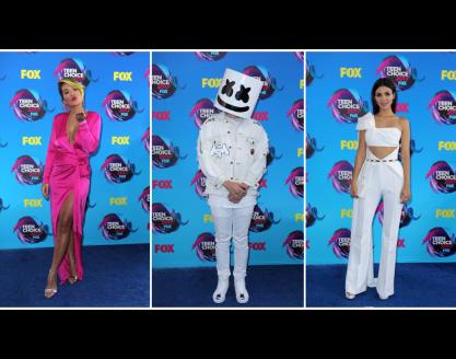Veja todos os looks da Gala Teen Choice Awards 2017