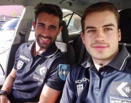 Polícia de Segurança Pública   Quando um agente se torna um fenómeno
