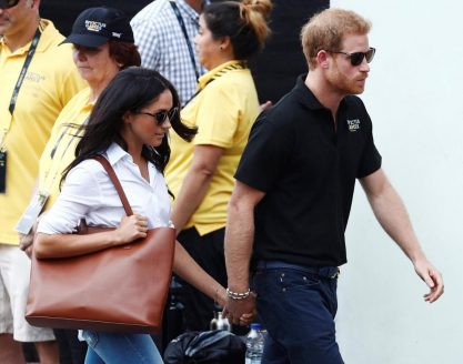Look de Meghan Markle está a dar nas vistas. Vejas as fotos!