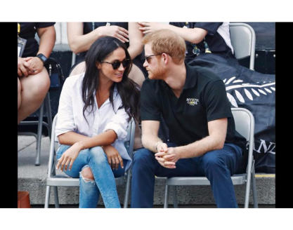 Príncipe Harry e Meghan Markle têm atitude que surpreendeu todos