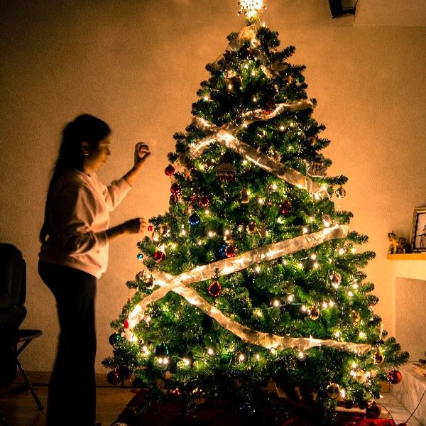 10 Árvores de Natal para quem está cheio de pressa