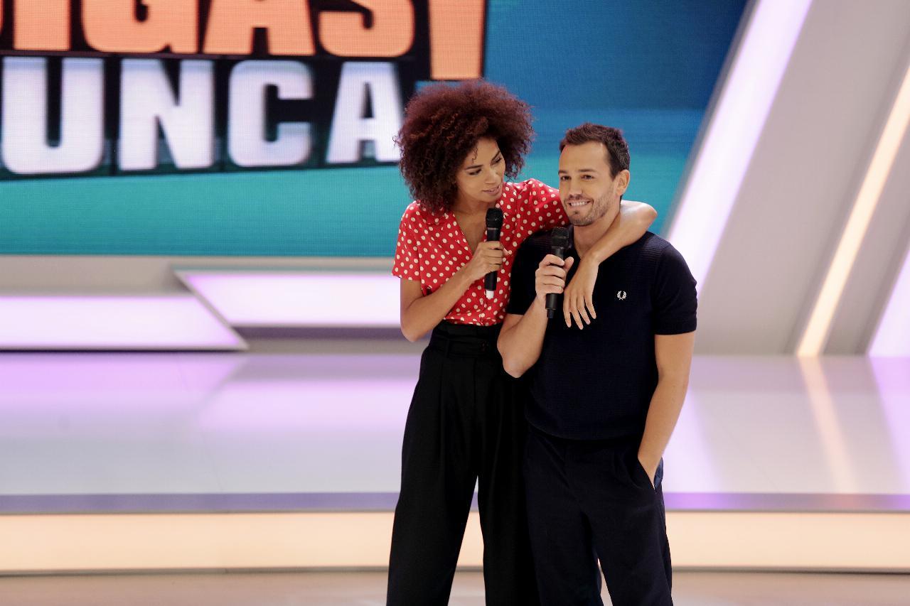Ana Sofia Martins e Pedro Teixeira
