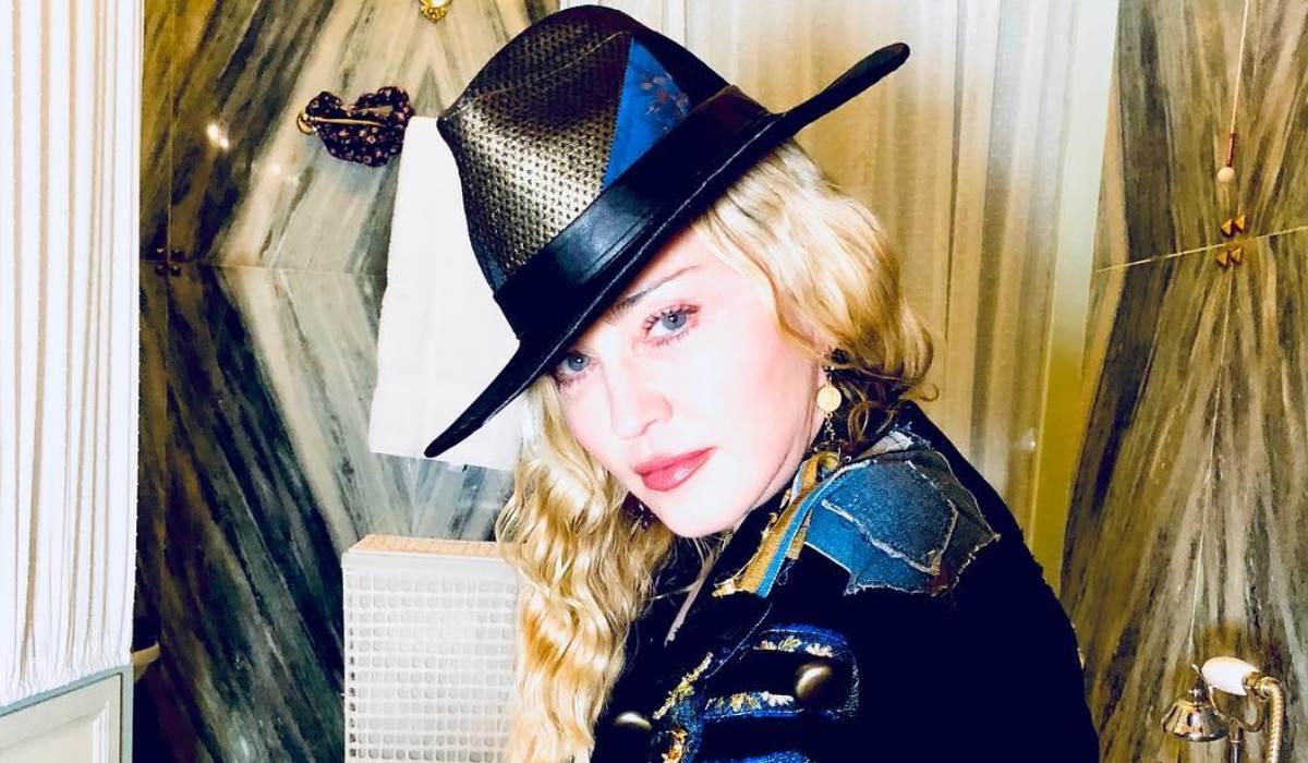 Madonna diz adeus a Portugal depois de conflito em palácio histórico