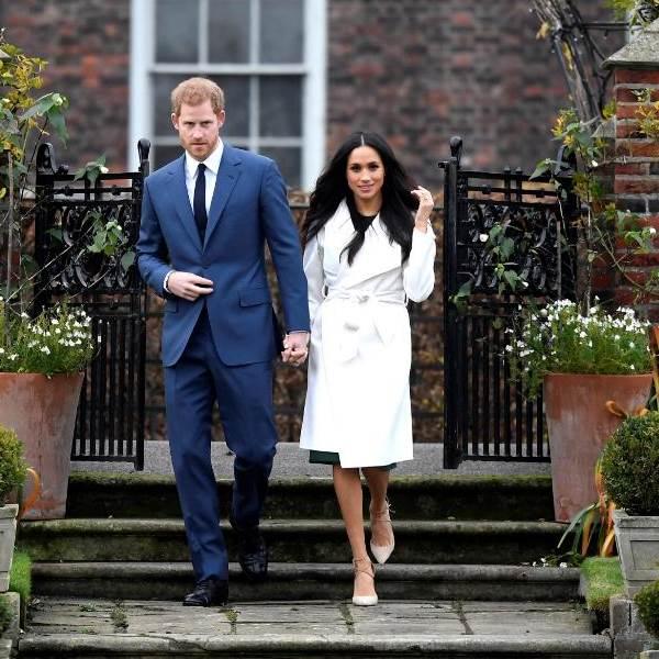 Meghan Markle usa look com preços de rainha