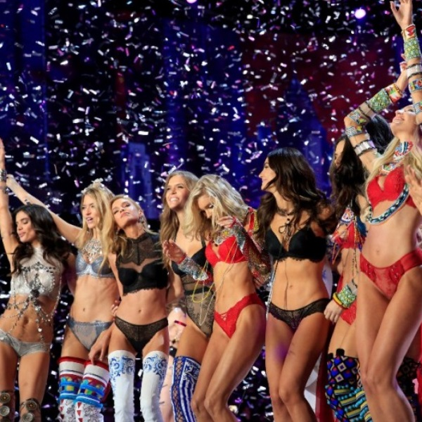 Os incríveis looks do desfile da Victoria's Secret
