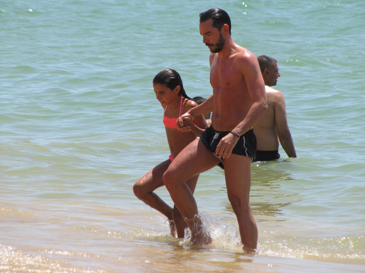 Cláudio Ramos e Leonor