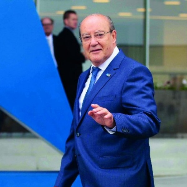 Pinto da Costa vai receber Medalha de Honra da cidade do Porto