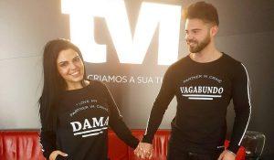 Rúben Boa Nova lança suspeitas de gravidez de Tatiana Magalhães