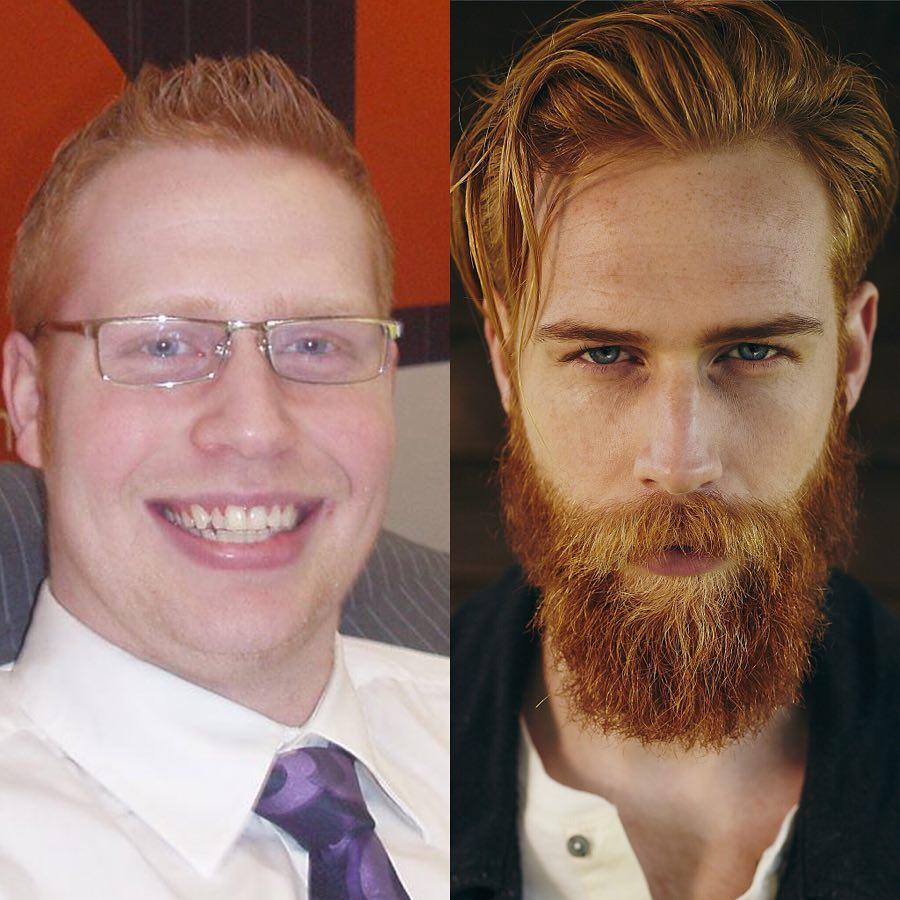 A incrível transformação do homem que perdeu 15 quilos e se tornou num sex symbol!