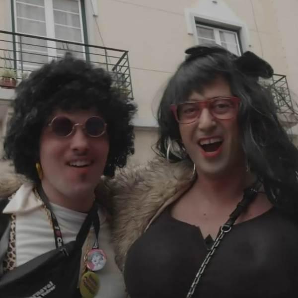 O melhor do Carnaval de Torres Vedras «são as matrafonas» (Vídeo)