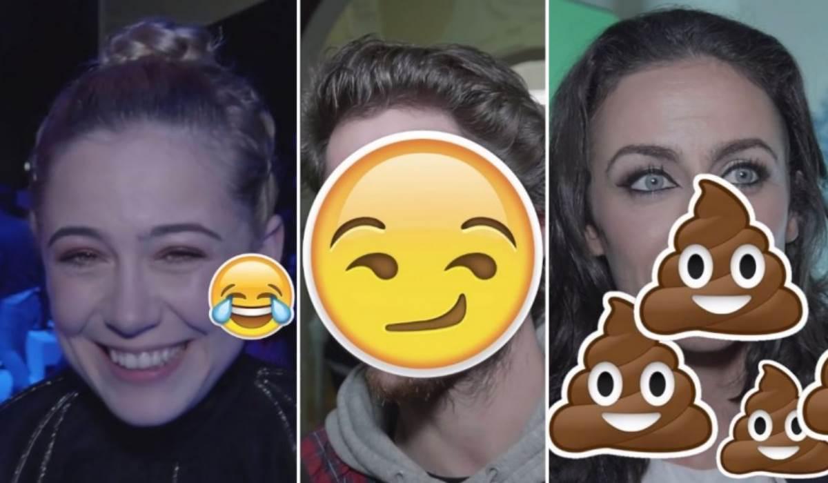 Saiba quais são os emojis mais usados pelos famosos (vídeo)