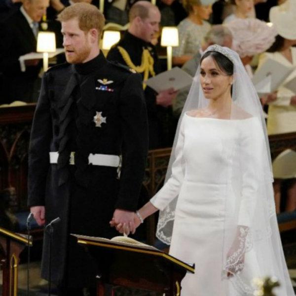 Casamento Real: Quer casar igual a Meghan Markle? Encontrámos um vestido igual por 53 euros