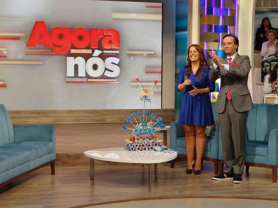 José Pedro Vasconcelos e Tânia Ribas de Oliveira