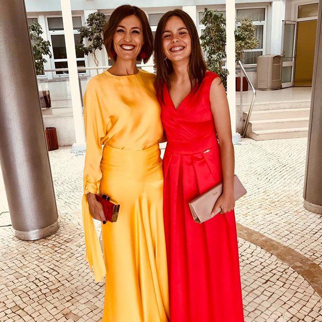 Fátima Lopes e Beatriz