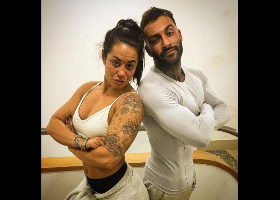 Carlos e Libânia Sousa