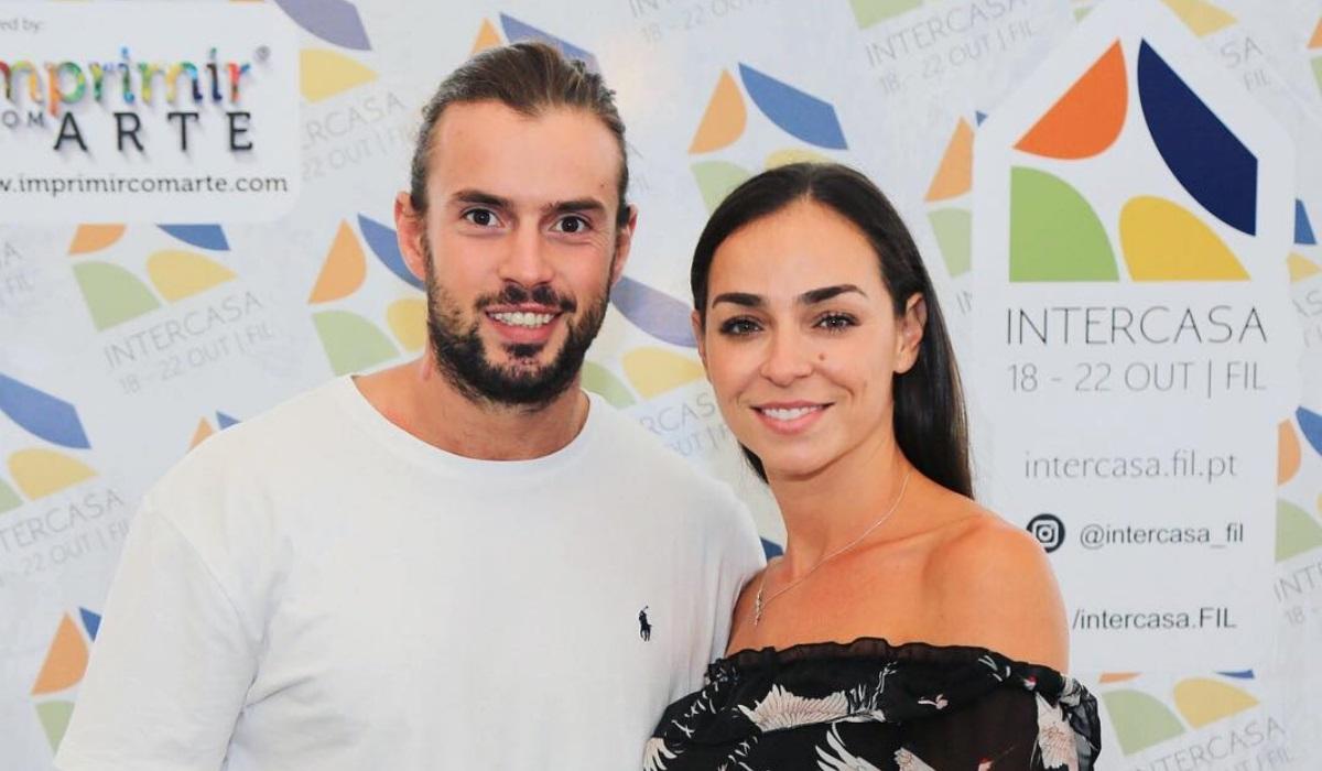 Marco Costa e Vanessa Martins