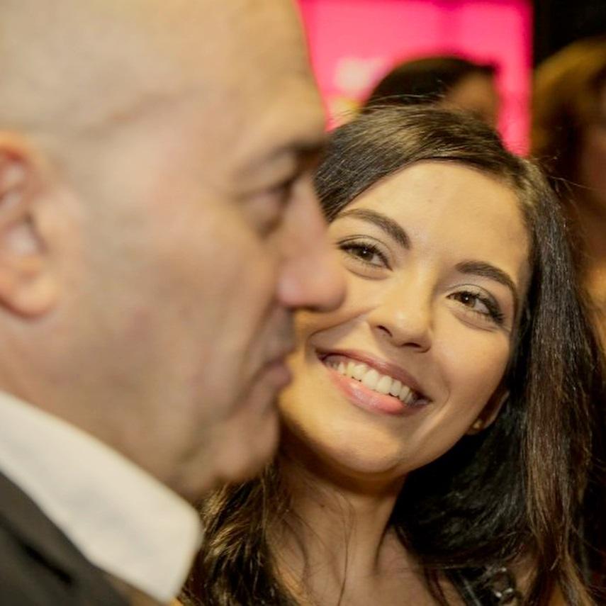 Sara Barradas e José Raposo