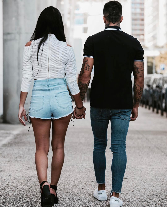 Cynthia Noriega e Nuno da Silva