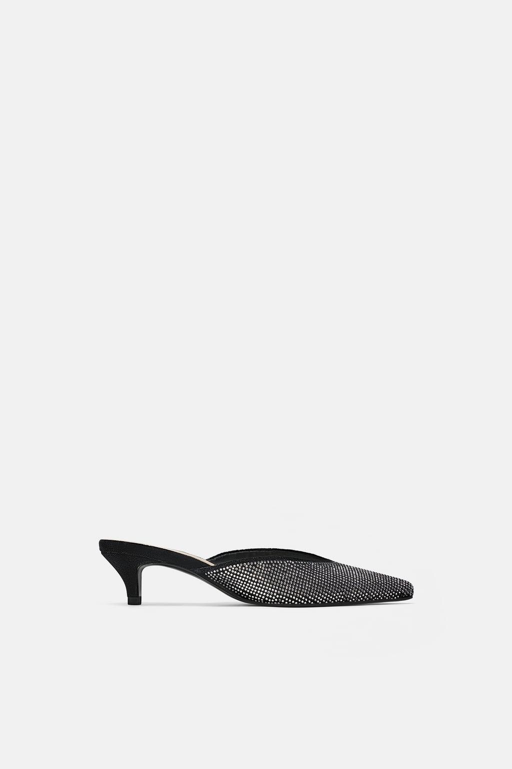 Sapatos Zara, 39,95 euros