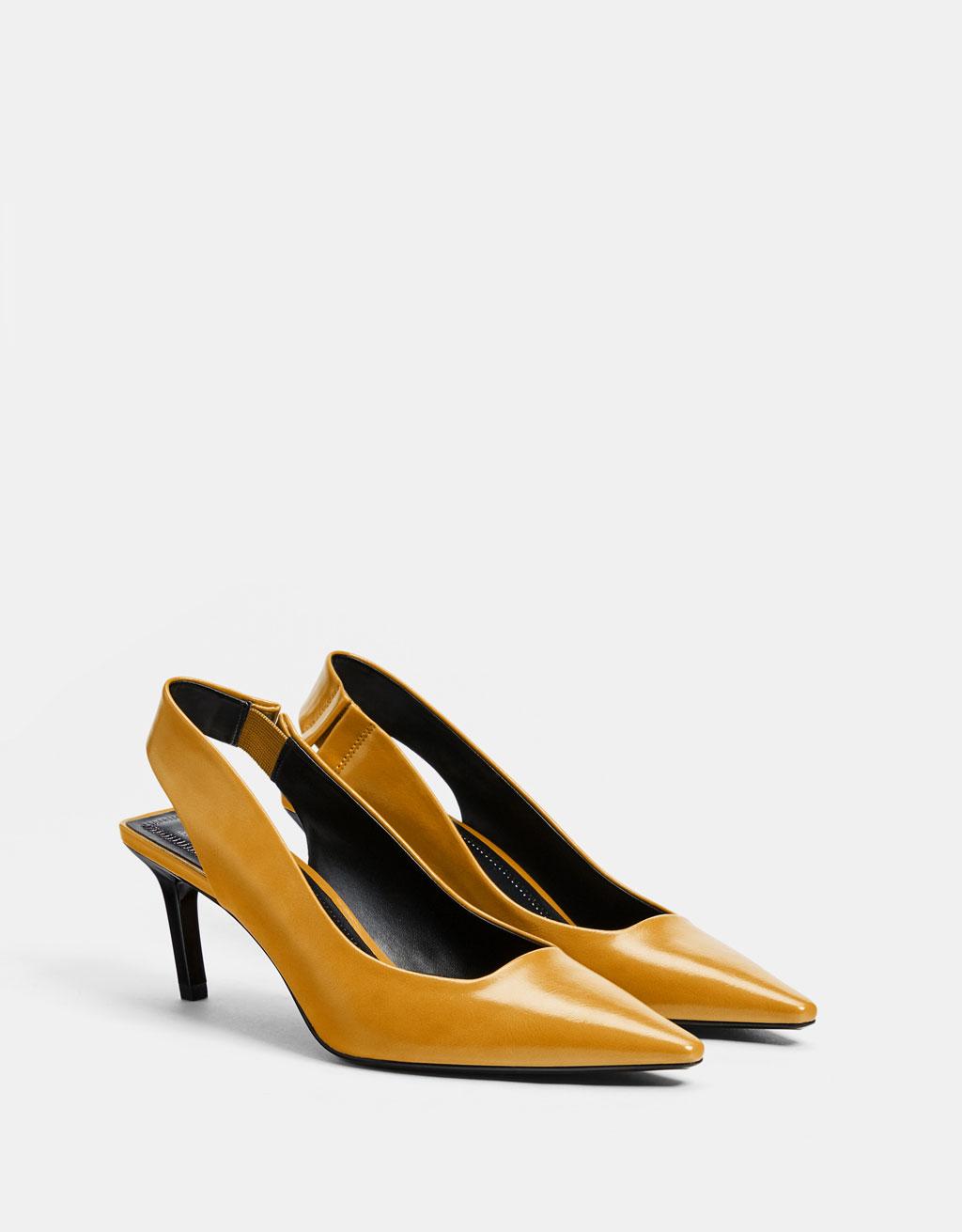 Sapatos Bershka, 25,99 euros