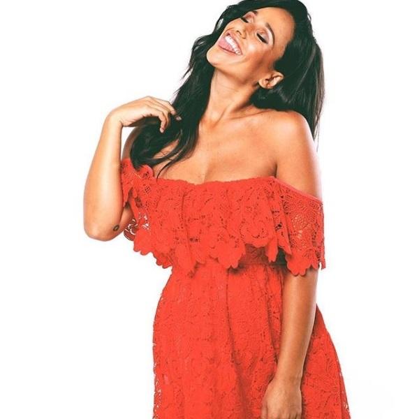 Rita Pereira revela não ter usado roupa de grávida!