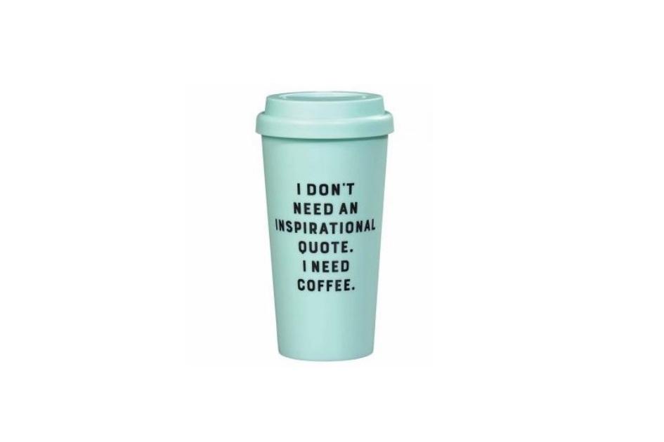 Trave Mug