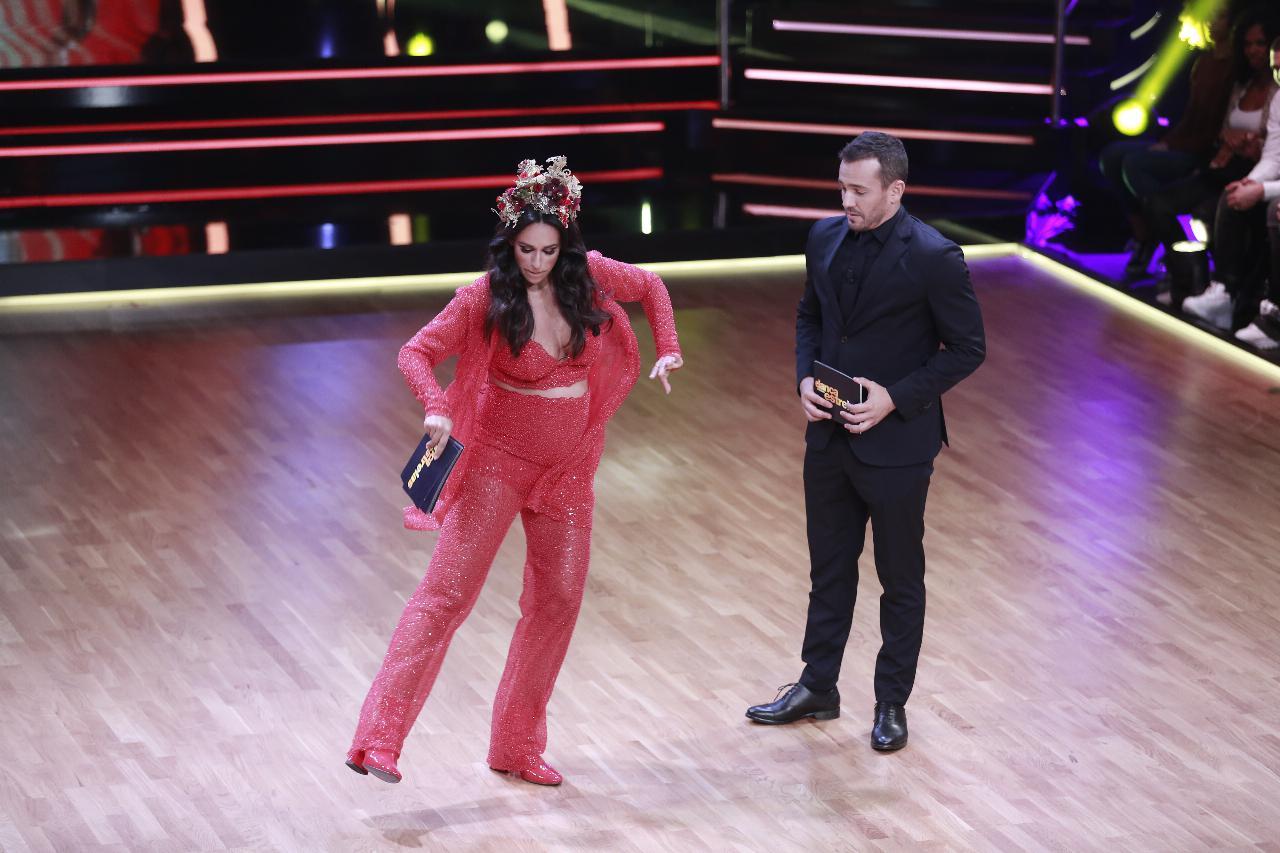Rita Pereira e Pedro Teixeira