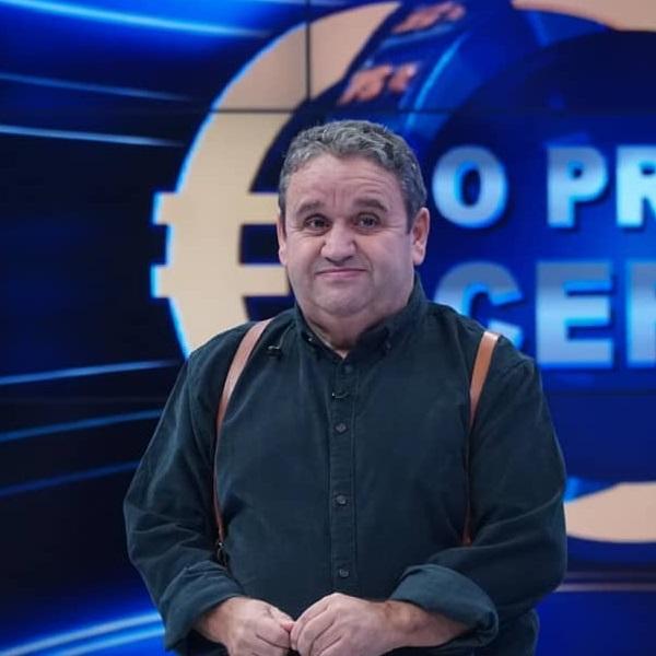 Fernando Mendes está de LUTO. O apresentador perdeu a mãe!