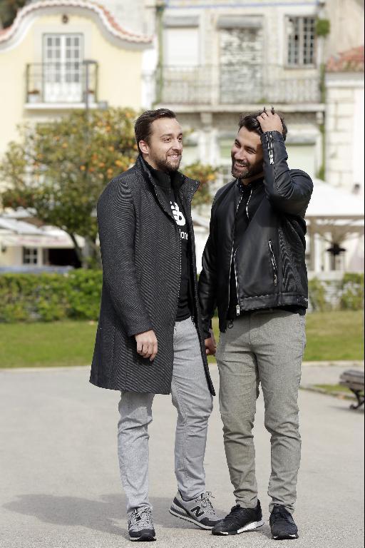 Tiago e Luan
