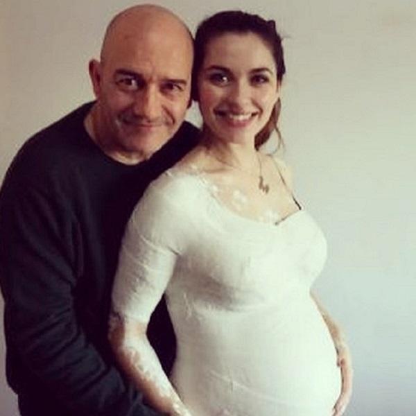 Conheça o desejo de grávida de Sara Barradas que deixava José Raposo louco