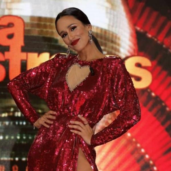 Rita Pereira usou ou não lingerie no Dança Com As Estrelas? A atriz desvenda o mistério