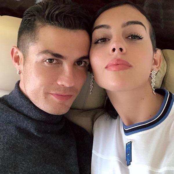 ronaldo e georginaquad