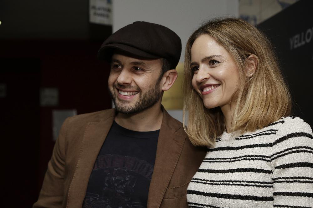 João Paulo Rodrigues e Ana Amaro