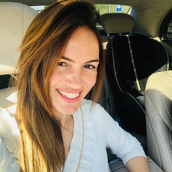 Liliana Aguiar confessa que teve medo de contar ao filho que estava grávida de José Carlos Pereira