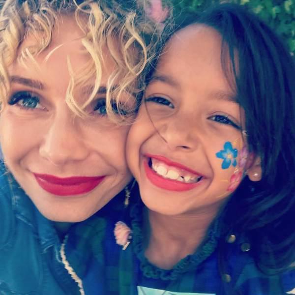 Filha de Luciana Abreu completa 7 anos. Veja as fotos do aniversário!