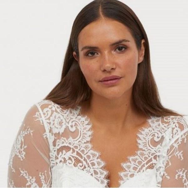 Vestido de noiva da H&M é muito parecido ao de Kate Middleton! E só custa 199 euros