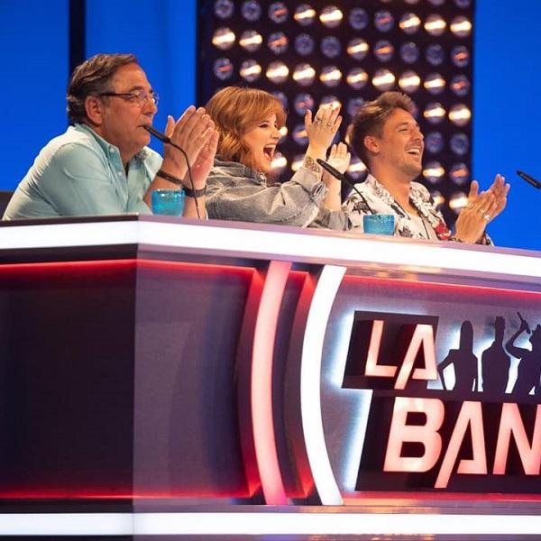 Filha de figura pública participou em La Banda e ninguém deu por isso