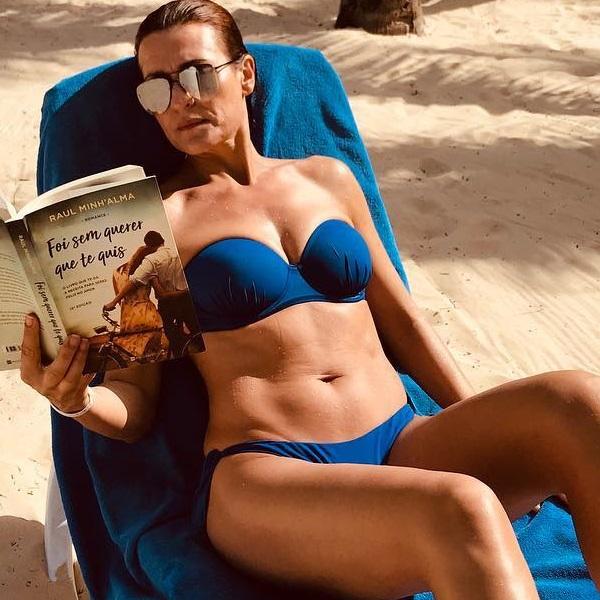 Fátima Lopes revela o segredo para um corpo impecável: «Dá muito trabalho»