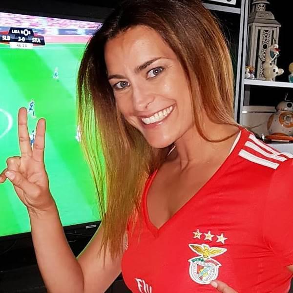 Famosos reagem a vitória de Benfica no campeonato