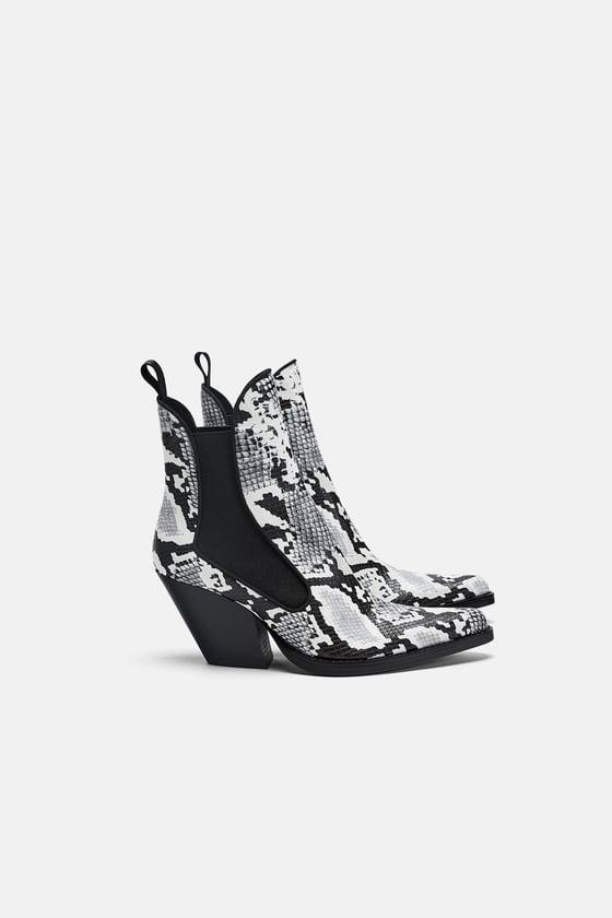 botas zara 49,95