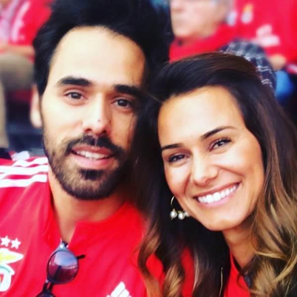 Cláudia Vieira partilha fotografia rara com o namorado